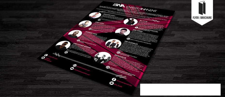 Brochure ontwerp JV Graphic Design